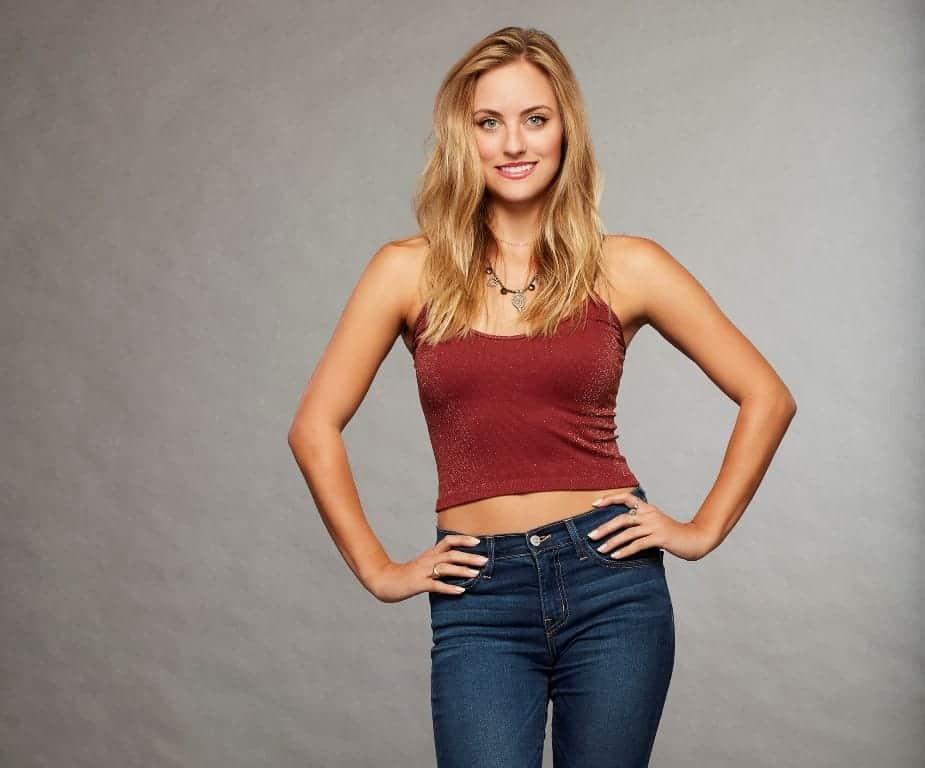 the bachelor season 22 Kendall Long