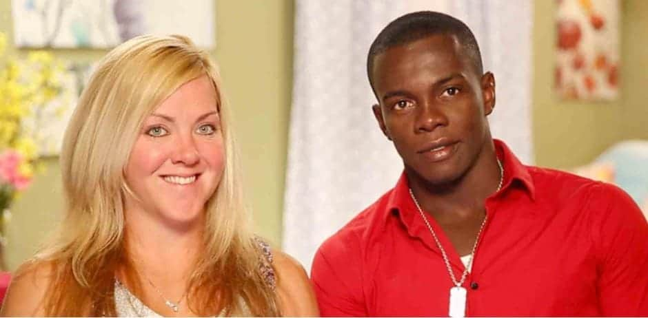 90 Day Fiance Devar and Melanie Update