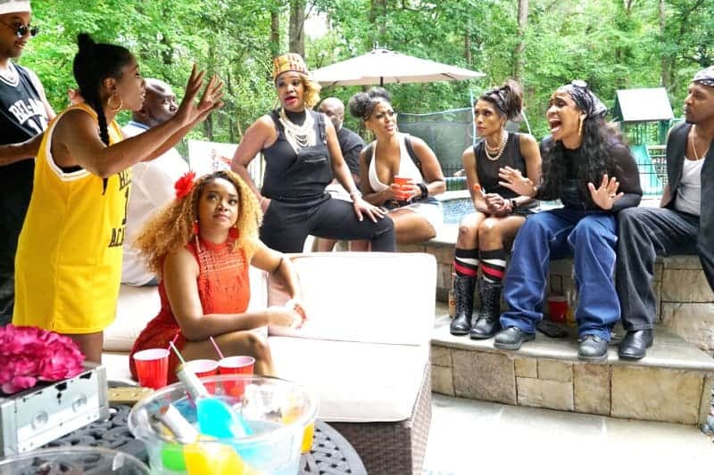 Married to Medicine Recap Fly Girls and Low Riders