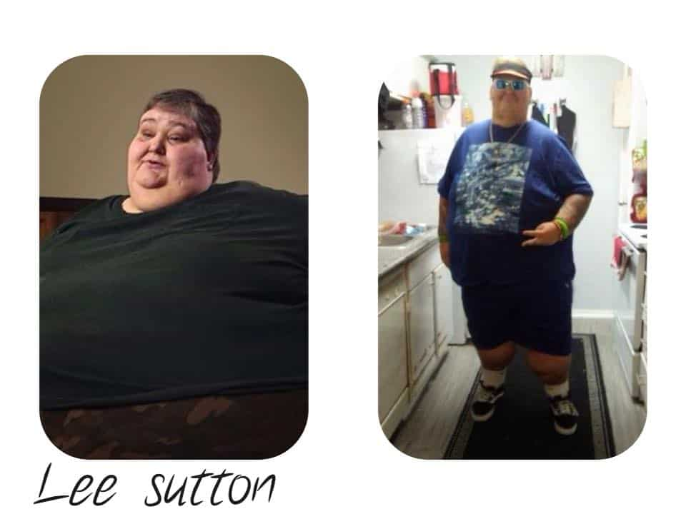 My 600-lb life lee sutton before and after weight loss update