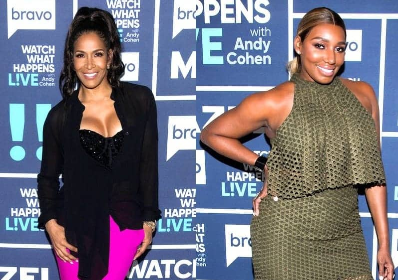 RHOA sheree whitfield versus nene leakes