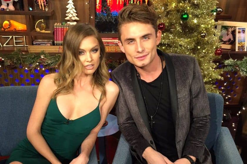 lala kent ends friendship with james kennedy