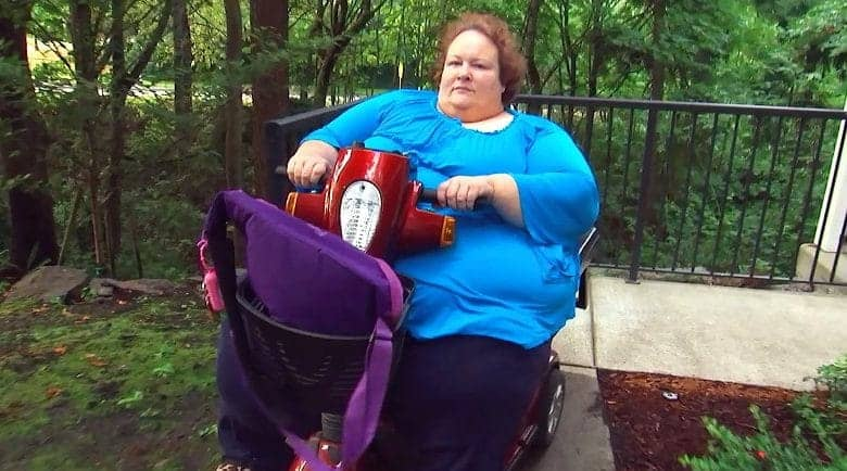 My 600-Lb Life Janine Update Photo