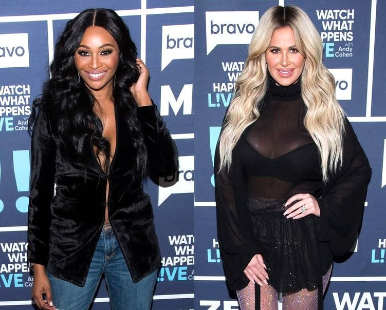 rhoa cynthia bailey slams kim zolciak