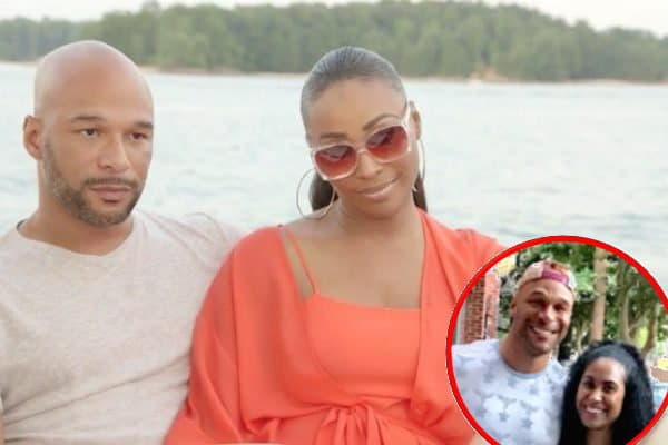 RHOA Cynthia Bailey Boyfriend Will Jones Girlfriend