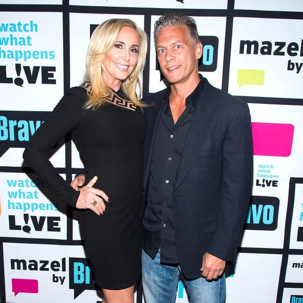 David and Shannon Beador wwhl
