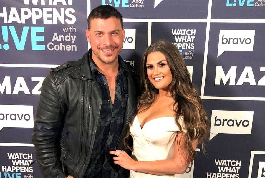 vanderpump rules jax taylor and brittany cartwright 2018