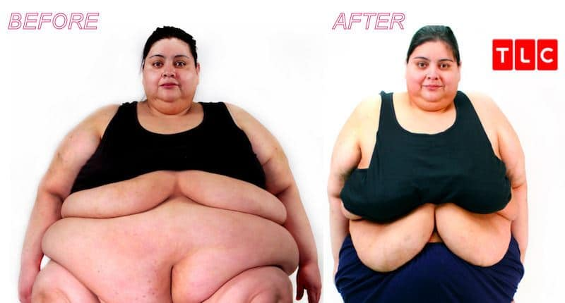 600 lb life Karina Before and After Weight Loss