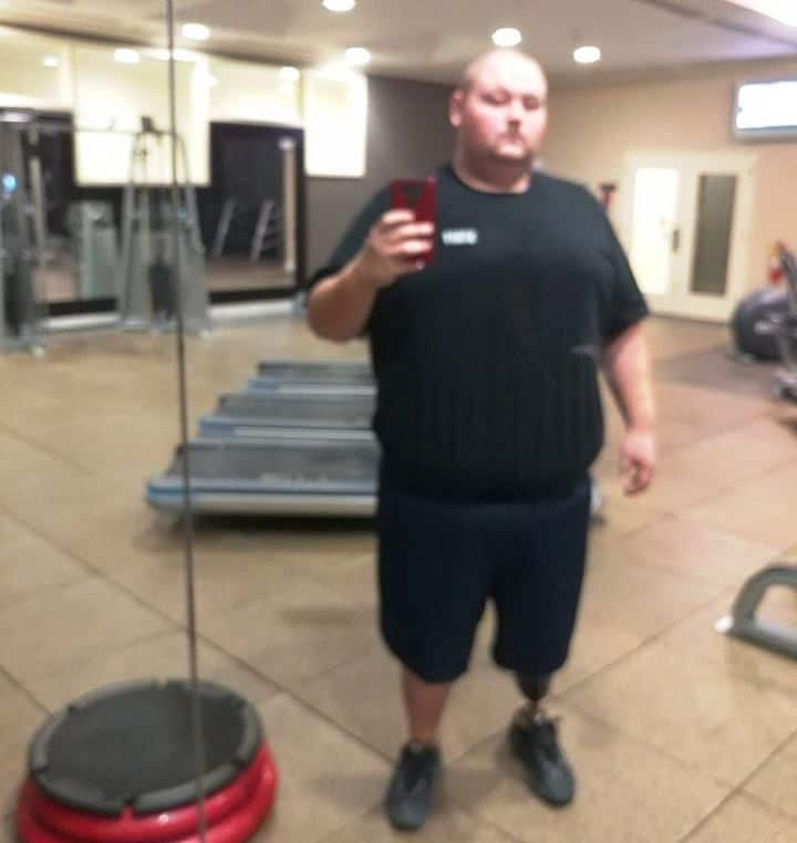 600 pound life james LB Bonner new weight loss update photo 2018