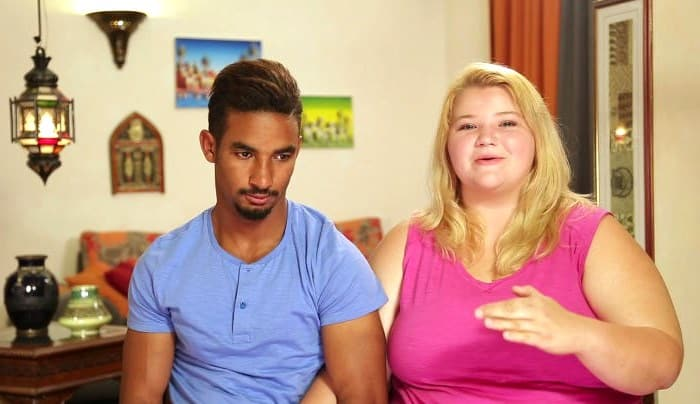 90 day fiance azan nicole update marriage cheating