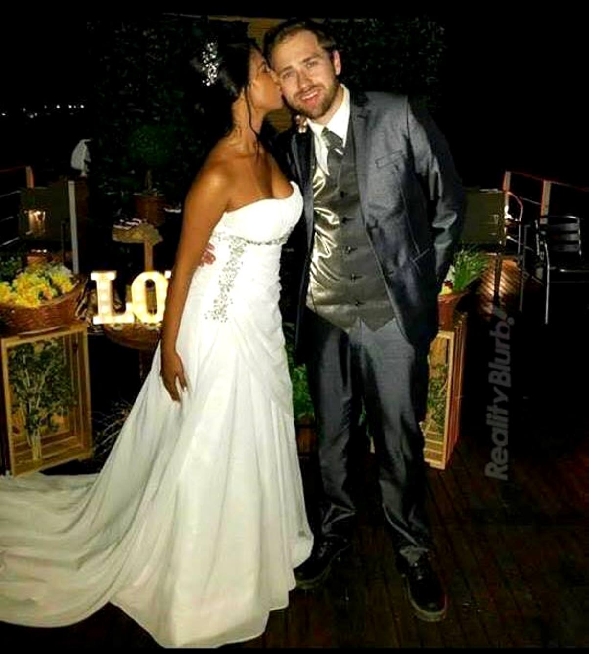 PHOTOS: Before The 90 Days' Paul and Karine Are Married! Will They Appear On 90 Day Fiance?