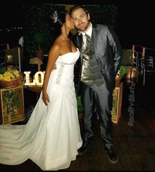 Paul and Karine Wedding Photo