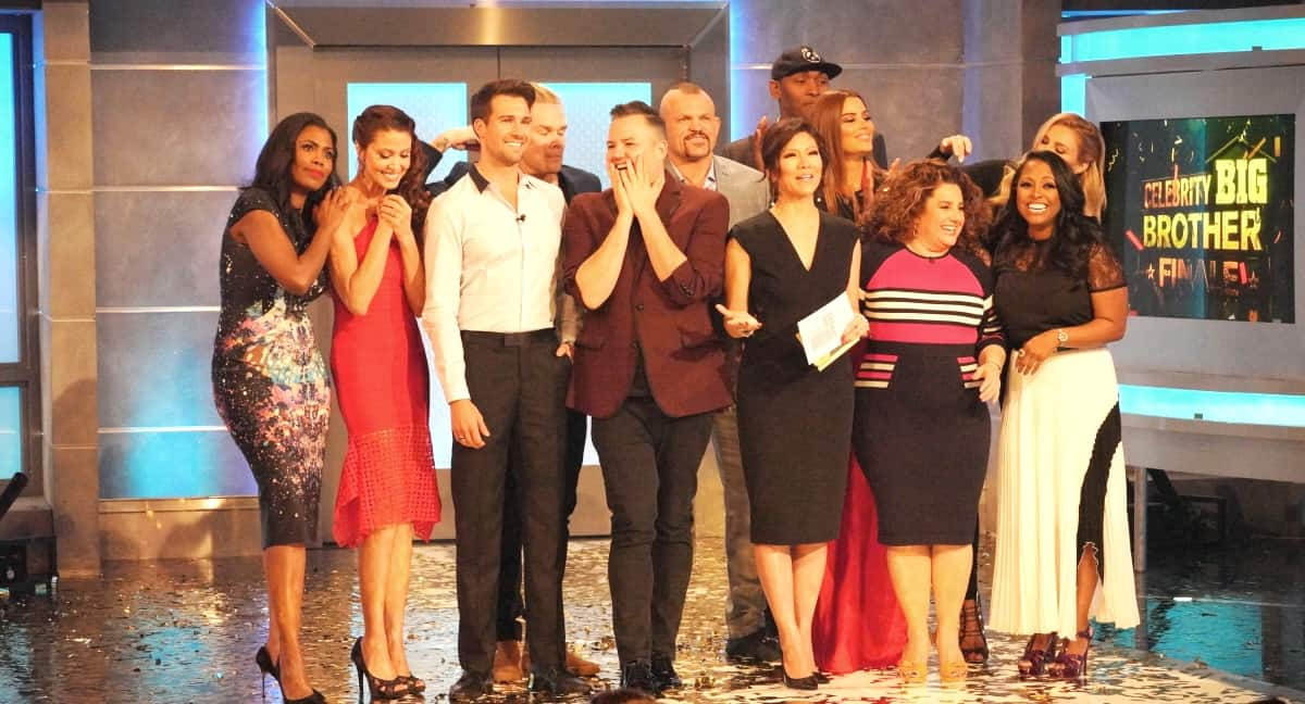 Celebrity Big Brother - The Winner Of Celebrity Big ...