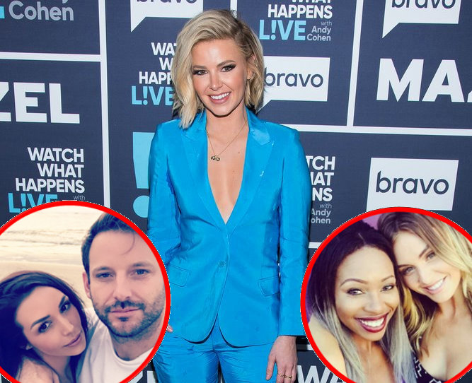 Ariana Madix talks rob scheana and lala faith