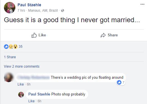 Paul post
