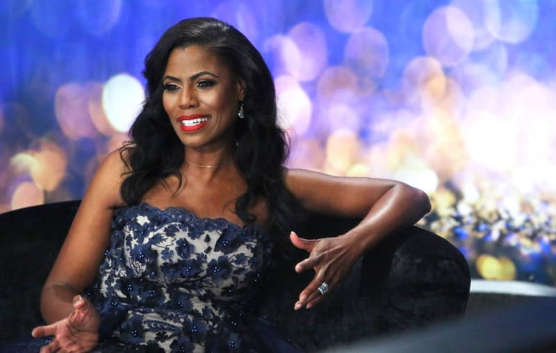celebrity big brother Omarosa injured hospitalized