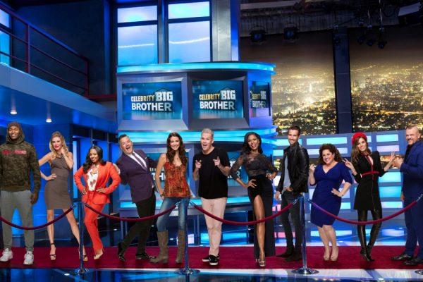 Big Brother Celebrity USA Official Cast Photo