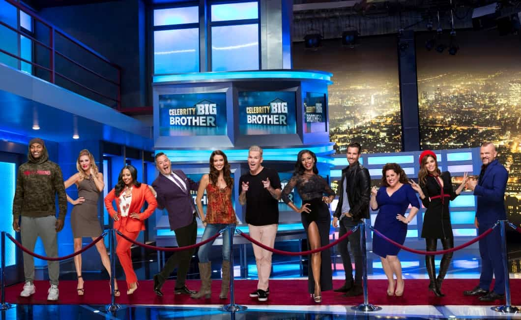 Big Brother Celebrity USA Official Cast Photo