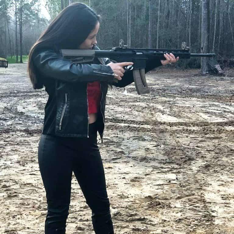 jenelle evans gun photo backlash