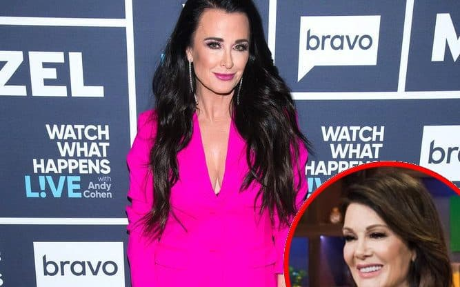 rhobh kyle richards talks lisa