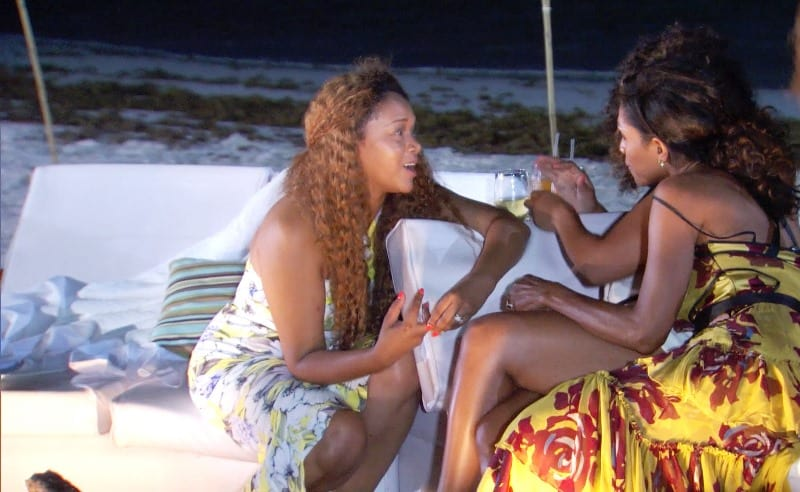 married to medicine recap circle of truth mariah jackie