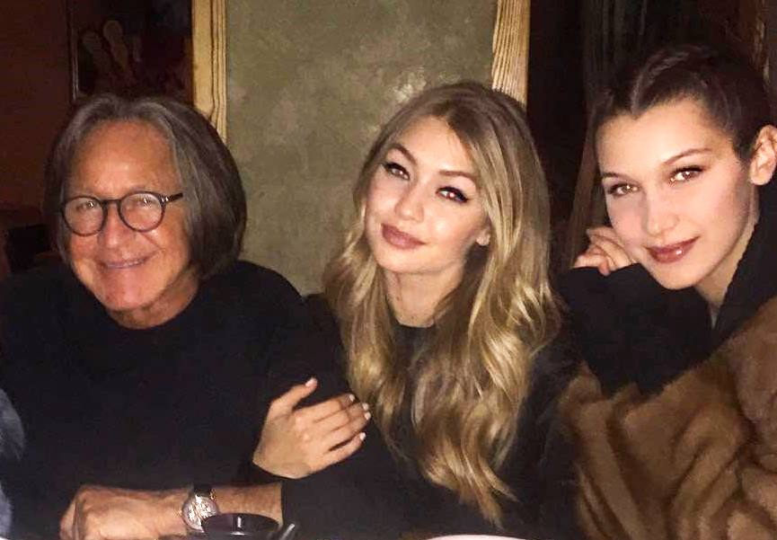 mohamed hadid daughters gigi bella hadid