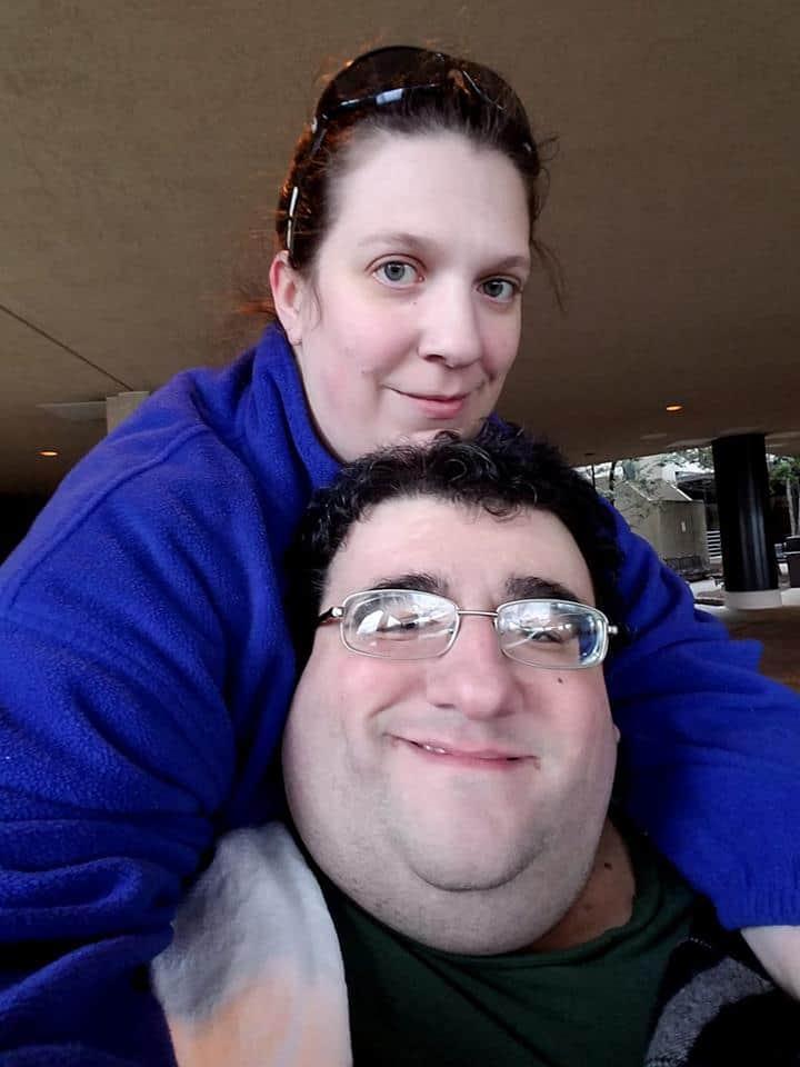 my 600 pound life robert buchel and fiance Kathryn Lemanski