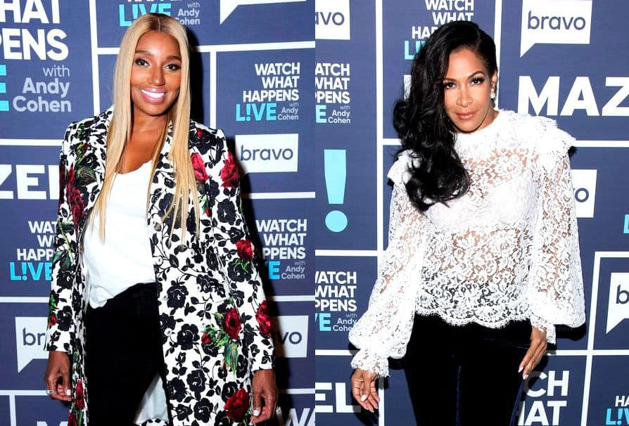rhoa nene leakes slams sheree whitfield