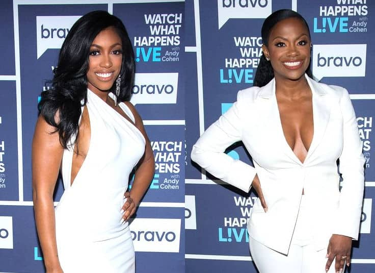 rhoa porsha williams vs kandi burruss
