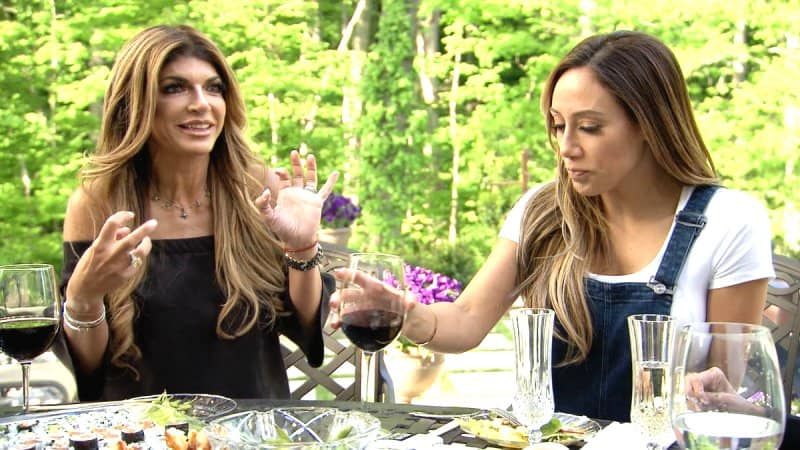 Real Housewives of New Jersey Recap: One Last Stroll Down the Garden ...