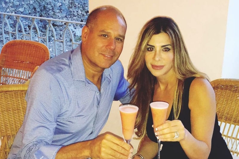 Siggy Flicker Husband Michael Campanella