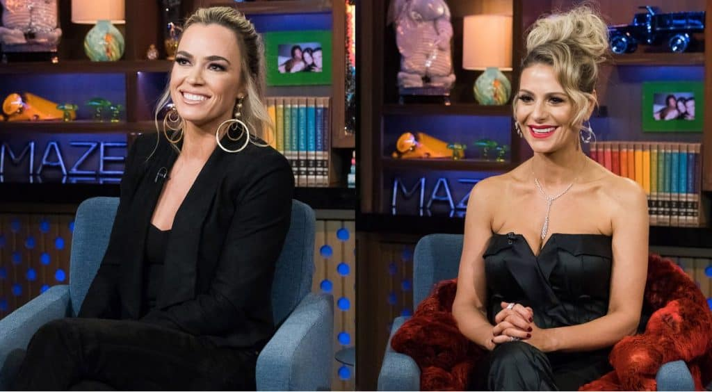 rhoc teddi jo mellencamp calls out dorit kemsley