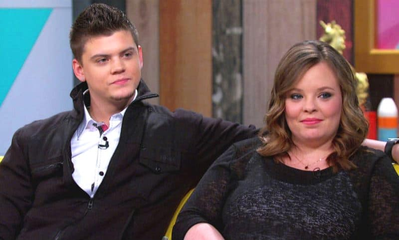 Teen Mom OG Tyler Baltierra