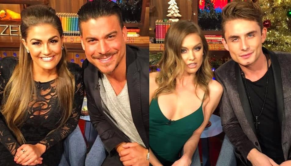 vanderpump rules jax brittany and james lala