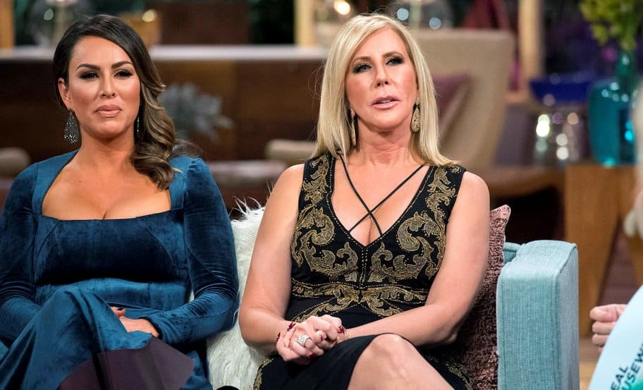 RHOC Kelly Dodd and Vicki Gunvalson