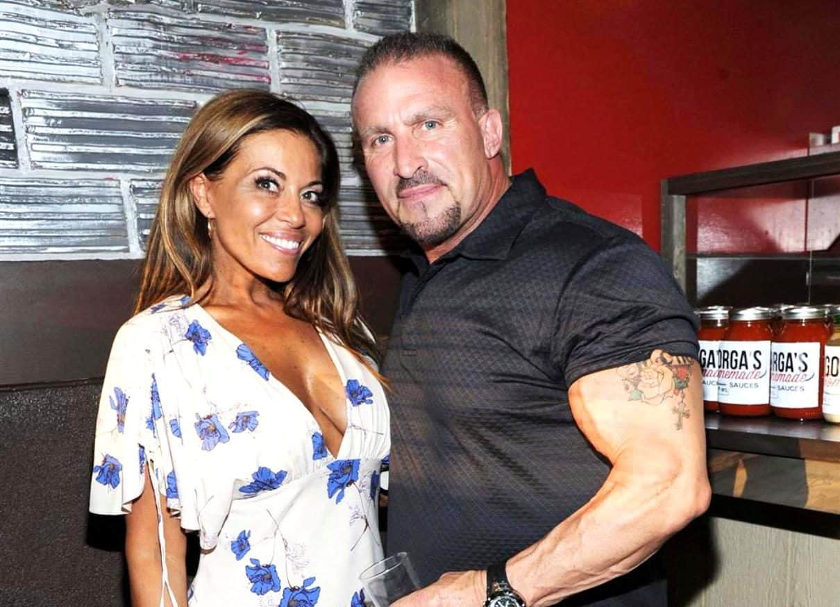 """Dolores Catania Calls Frank Catania Her """"Forever Person"""" and Shares How She'd React If David Principe Proposed, Plus She Addresses Blowup With RHONJ Costars, and Live Viewing Thread"""