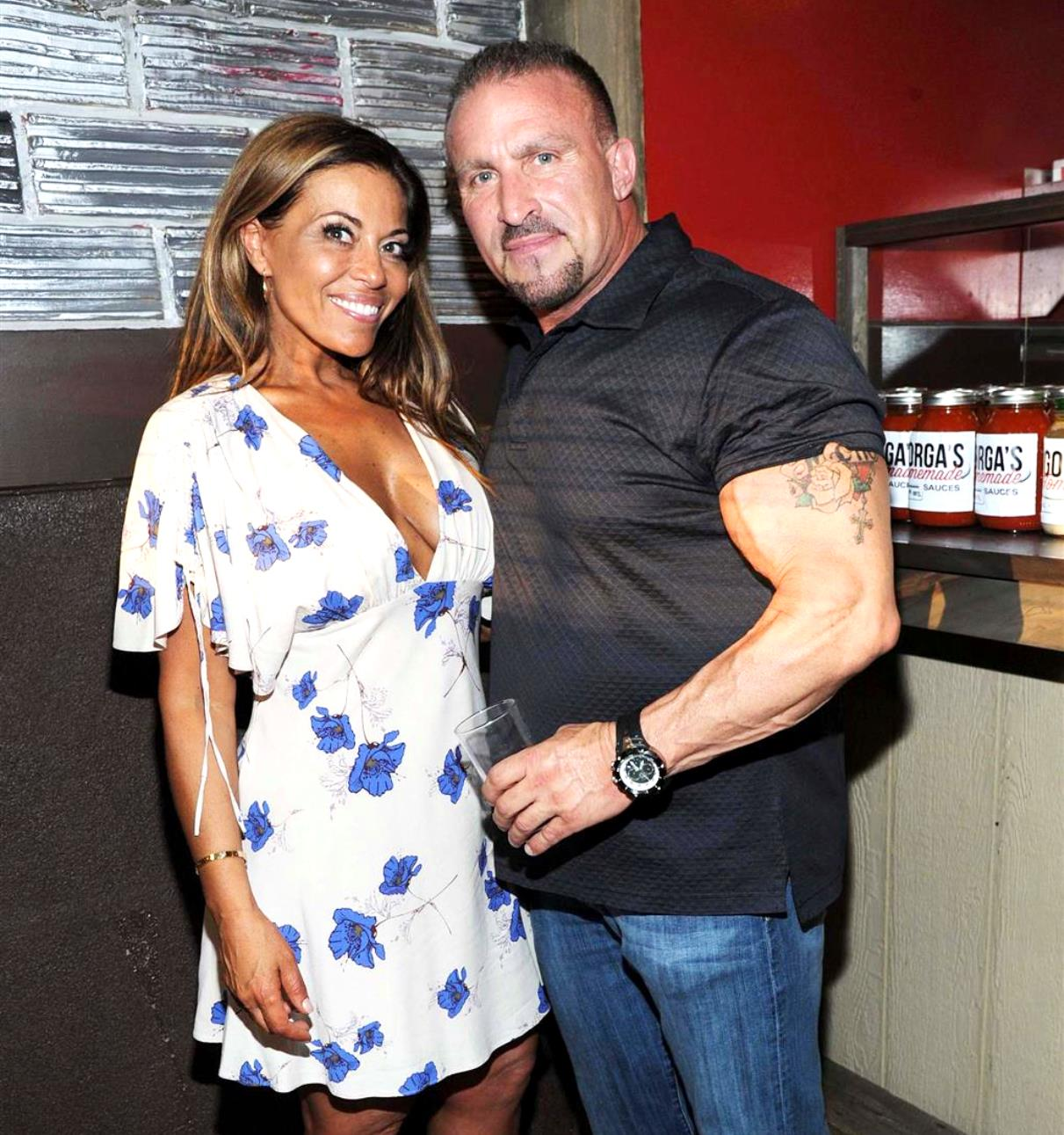 RHONJ Dolores Catania and Frank Catania Update