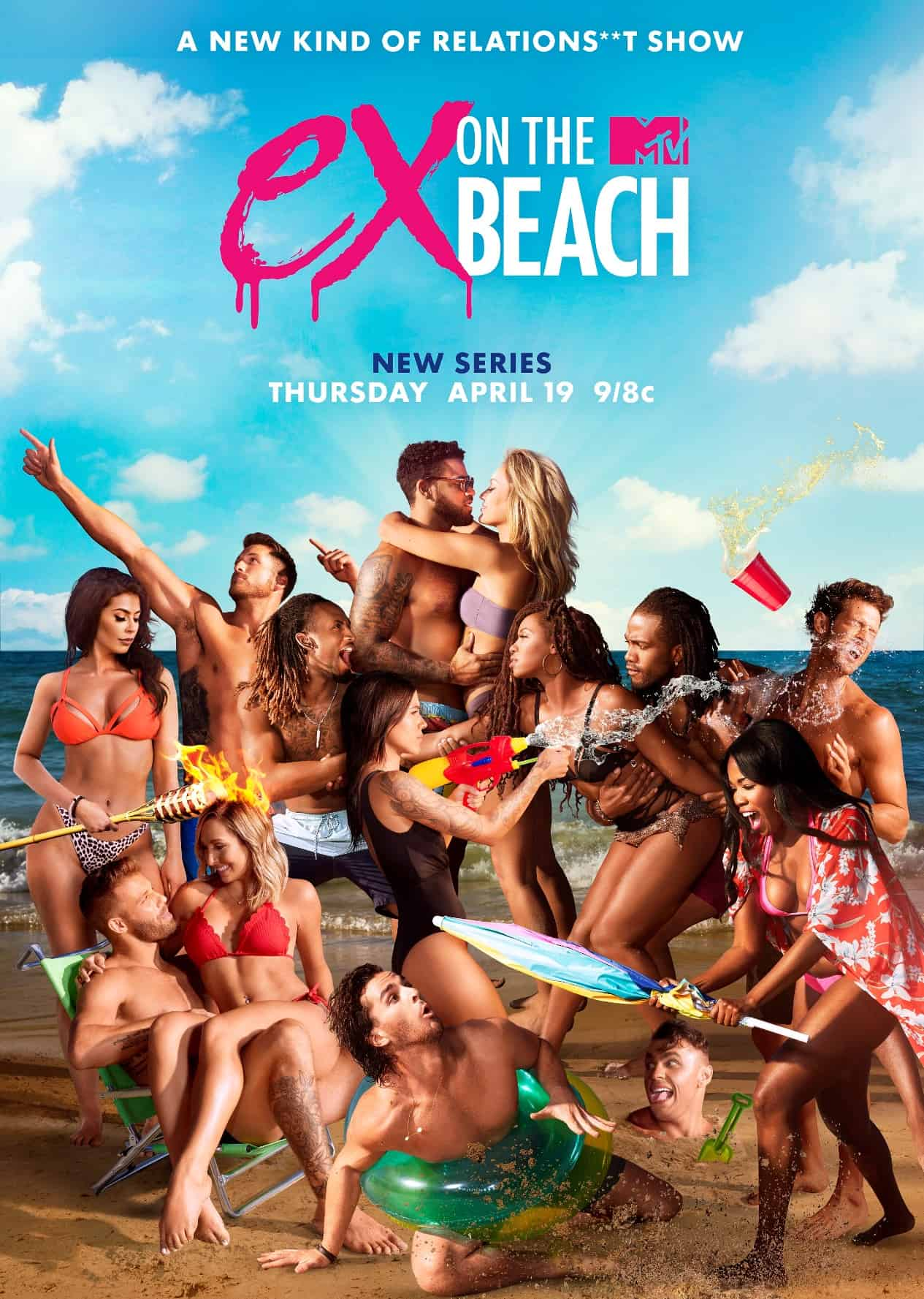 Ex On The Beach Cast Photo