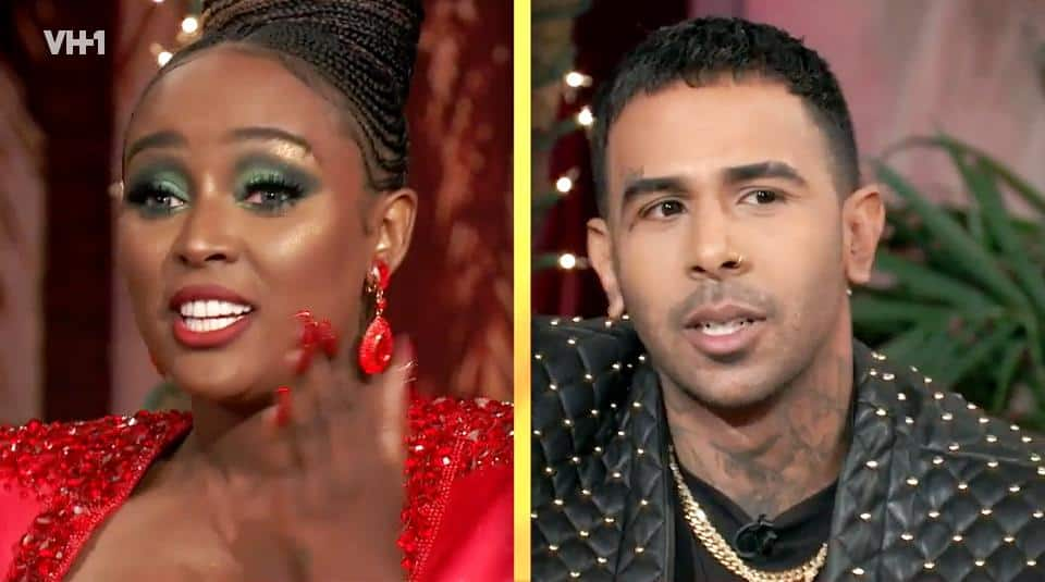 Love and Hip Hop Miami Reunion Part II Recap Amara vs Young Hollywood
