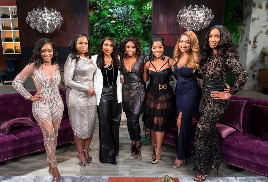MARRIED TO MEDICINE reunion season 5 cast photo