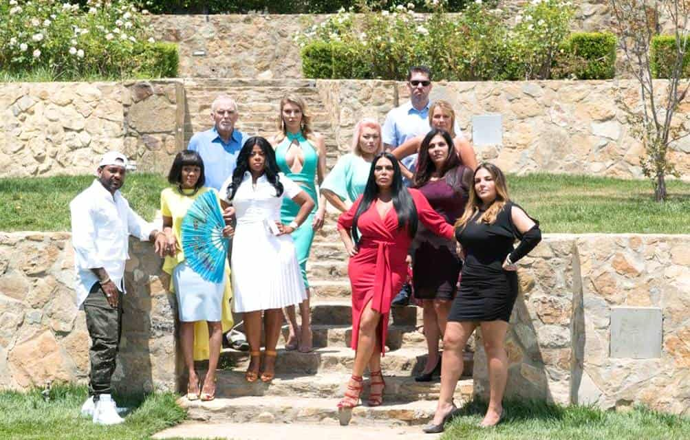 Marriage Boot Camp Reality Stars Family Edition cast 2018