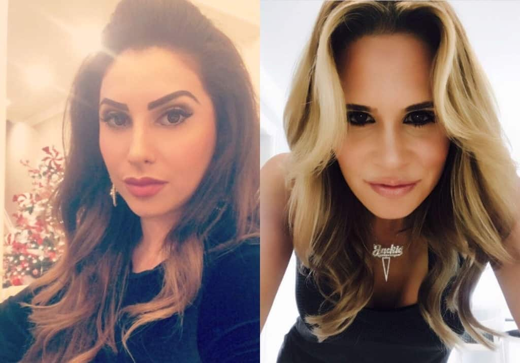 RHONJ Jennifer Aydin and Jacqueline Goldschneider