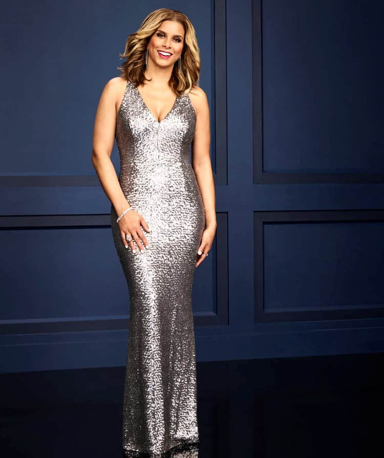 Real Housewives of Potomac Robyn Dixon