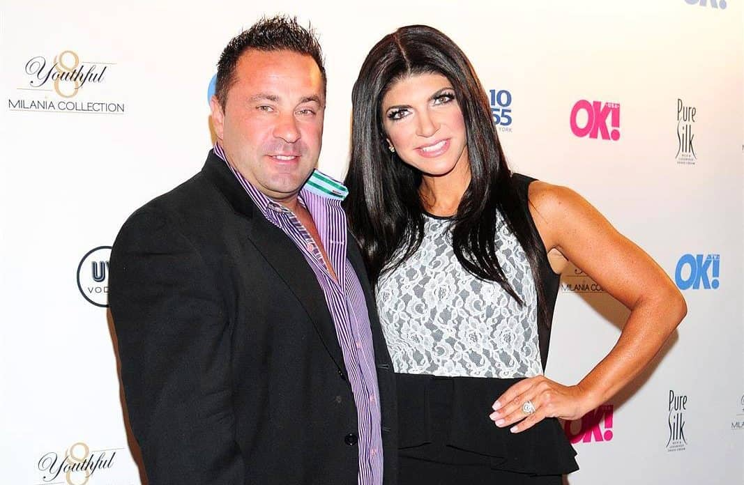 RHONJ's Teresa Giudice Explains how Husband Joe Can Text from Prison