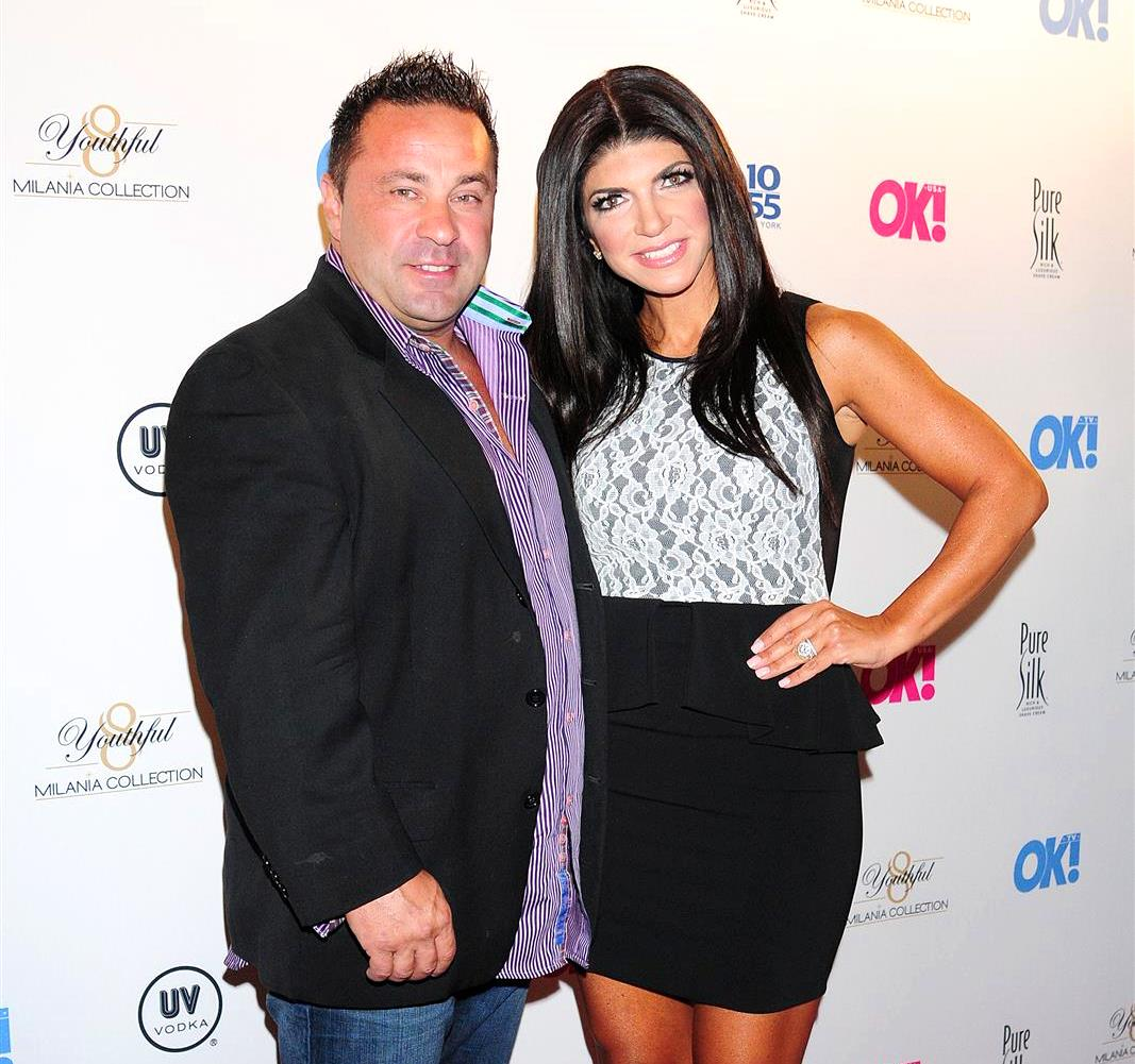 TERESA GIUDICE AND JOE GIUDICE REUNITE