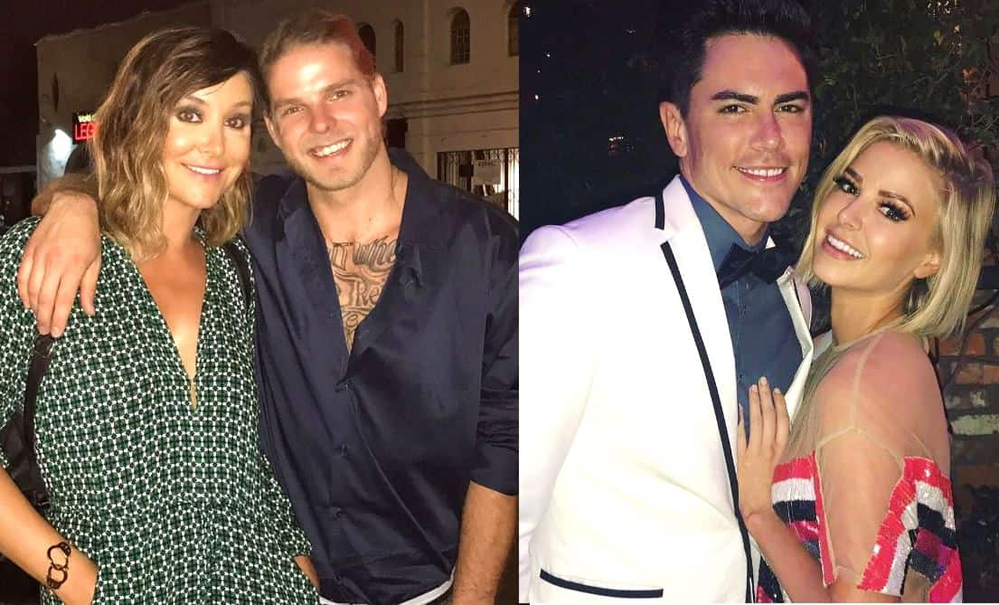 vanderpump rules billie lee jeremy madix and tom and ariana madix