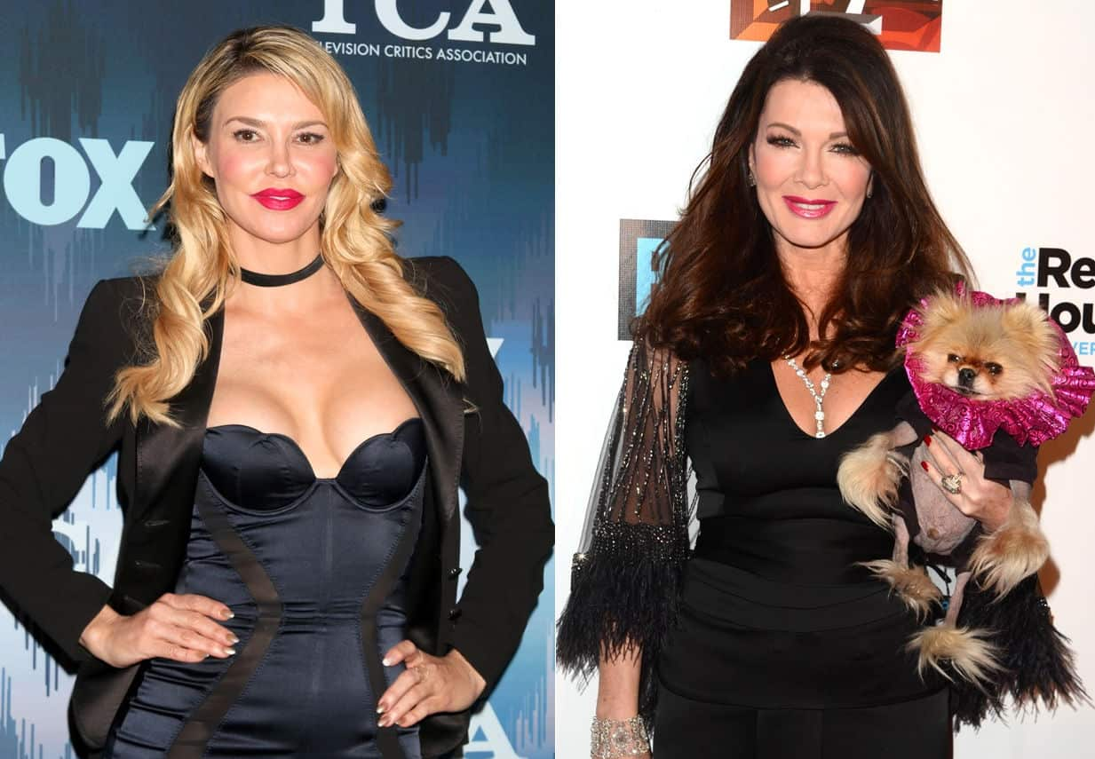 rhobh brandi glanville and lisa vanderpump