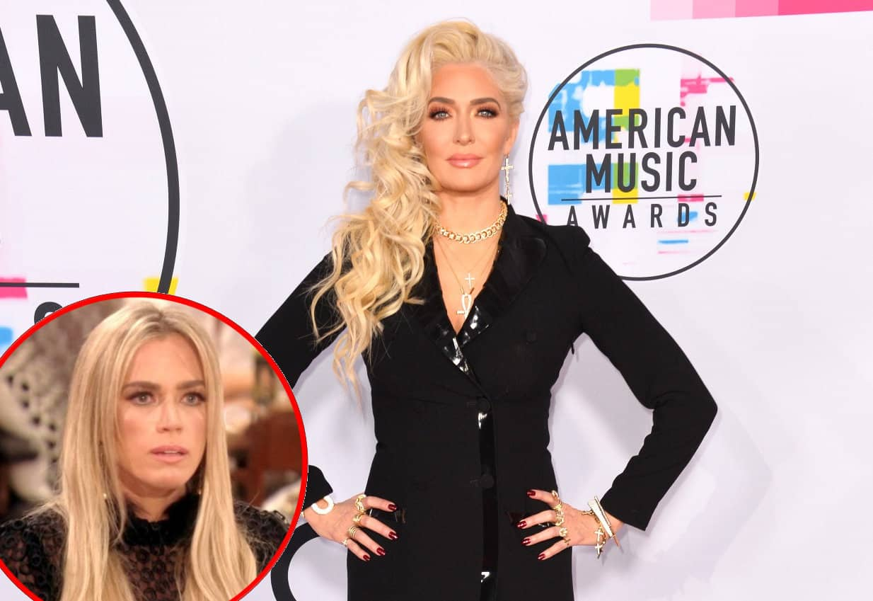 rhobh erika jayne backlash over teddi