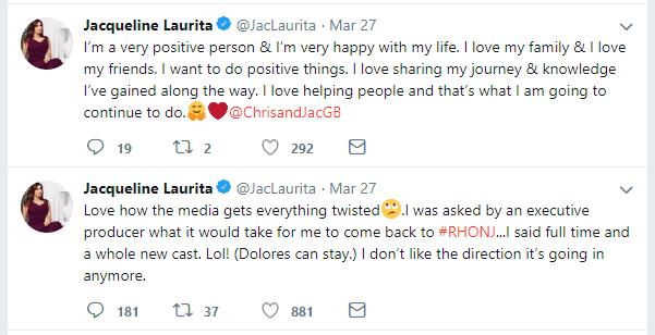 jacqueline tweets