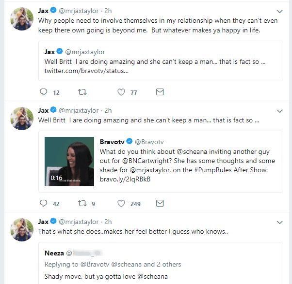 jax tweets